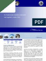 Troostwijk Bedrijfsruimtemarkt niet logistiek 2014 (H1)