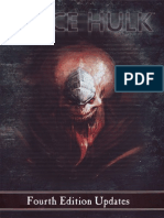Space Hulk 3rd to 4th Ed Update Booklet