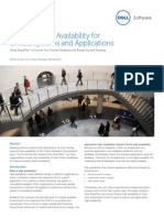 Ensuring High Availability for Critical Systems and Applications Technicalbrief 4109