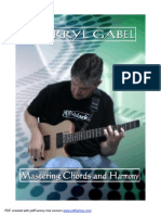 Mastering Chords and Harmony