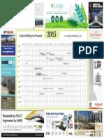 Global Milling Events Calendar 2015
