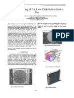 CFD Modelling of Air Flow Distribution