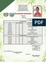 classroom program emmylou
