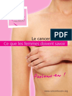 Brochure Cancerdusein