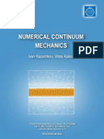 Numerical Continuum Mechanics