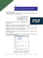 Lectura - Formato de Párrafos y Uso de Smartart y Wordart