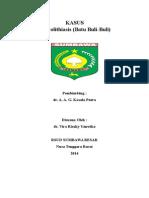 Preskas Iship 3 Vesicolithiasis