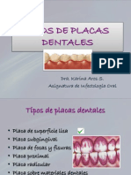 Clase 3 Tipos de Placas Dentales