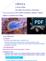 Tema1. La Celula 2014