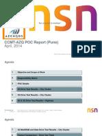 AZQ POC Comparative Report Ver1 2 Apr'14 Pune