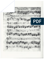 Buxtehude - Sonata viola da gamba solo