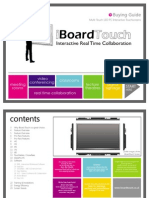 IBoardTouch 2014 Brochure vs Overview