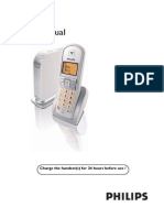 Philips Voip3211s Manual