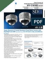 Super Dynamic III Vandal Resistant Fixed Dome Camera