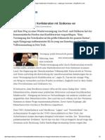 2014-09 Nordkorea schlaegt Konfoederation vor