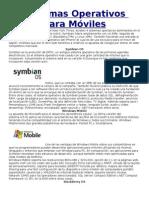 Sistemas Operativos Para Moviles