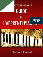 Guide Apprenti Pianiste