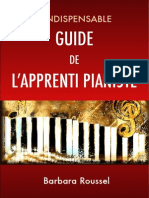 Guide Apprenti Pianiste