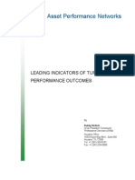 2 Leading Indicators of Turnaround Performance Outcomes