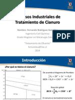 Clase 1 Tratamiento de Efluente, InCO, SARP, AVR Fernando