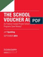 Friedman Foundation Choice Audit 2014