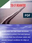 Construction of Breakwaters