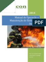 Manual de Operação Do Sistema de Incêndio