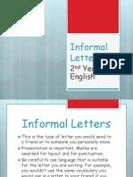 informal letters tkam letter task 1-4