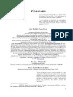 Revista de Direito Civil - Acórdão Comentado INFRAERO - Ação Regressiva - Indenização - Avaria Em Mercadoria
