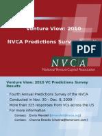 Venture View 2010 Charts