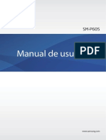 Galaxy Note 101 2014 Edition User Manual SM P605 Jellybean Spanish 20131018