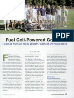 Fuel Cell Powered Go Karts