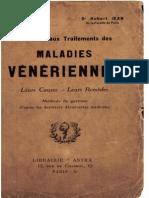 Dr H.jean - Les Nouveaux Traitements Des Maladies Vénériennes