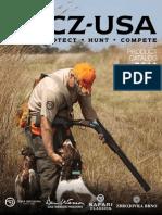 CZ USA Product Catalog
