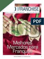 Aula 1 - 100 Melhores Mercados Para Franquias No Brasil 2012