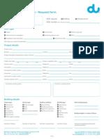 Du_Noc Request Form