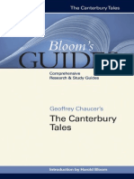 MB 坎特伯雷故事集 Geoffrey Chaucer′s the Canterbury Tales
