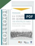 Programme Conf Qc