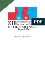 Manual Reglamento 2014