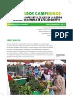 Mercados Campesinos Locales en la Región Central