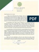 creative schools certification documents