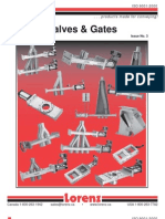 Plastic Conveying Valves and Gates