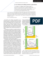 MEASUREMENT OF ELECTRON WAVE FUNCTIONS AND CONFINING POTENTIALS VIA PHOTOEMISSION.pdf