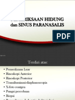 px fisik hidung.ppt