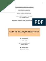 GUÍA DE TRABAJOS PRÁCTICOS DE INGENIERÍA DE LAS REACCIONES QUÍMICAS I. GERMÁN MAZZA, et. al..pdf