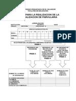 PASOS PARA REALIZAR LA JORNALIZACION DE PARVULARIA.doc