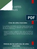 Cine de Artes Marciales