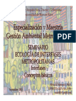 Matteucci Interfases Campo Ciudad