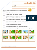 Stories Jack and the Beanstalk Worksheet Final 2012-11-01