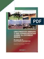 MATTEUCCI-MORELLO_2006 Crecimiento Urbano y Sus Consecuencias Sobre El Entorno Rural
